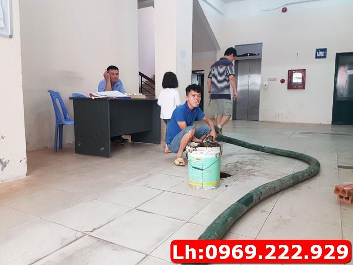 Hút bể phốt Cẩm Xuyên, Hà Tĩnh